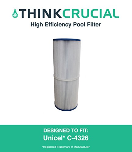high-quality-pool-filter-replaces-unicel-c-4326-pleatco-prb25-in-filbur-fc-2375-and-rainbow-dynamic-
