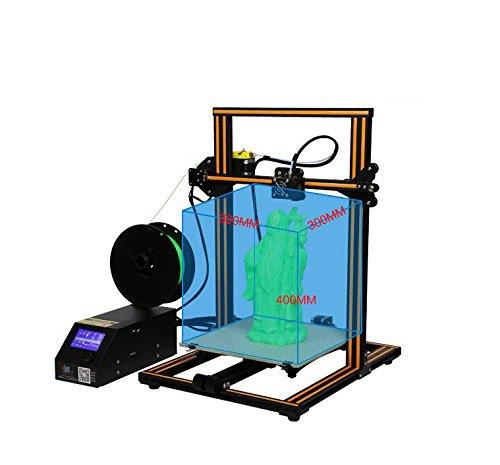 [해외]Creature CR-10 Heated Bed를 사용한 3D 프린터 알루미늄 고정밀 프리 테스트 필라멘트 + 무료 도구 세트/Creality CR-10 3D Printer Aluminum With Heated Bed High-precisio Free Testing Filament+Free Tool Set