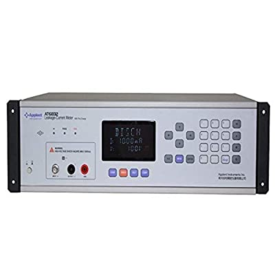 AT6832 Leakage Current Tester Accuracy 1% Measurement Range 0.1uA ~ 20mA Speed 20t /s Max Reading 9999