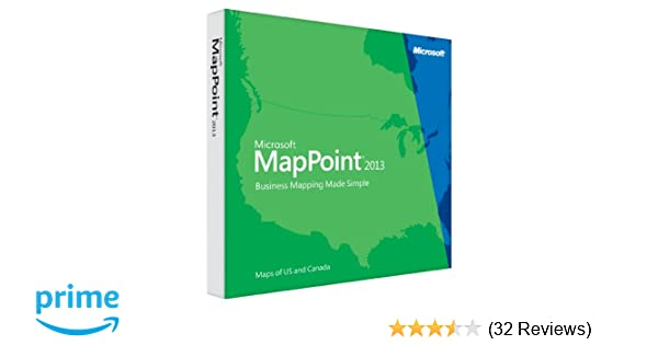 mappoint 2013 product key