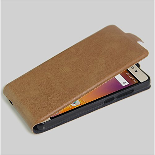 Funda ZTE Grand X3,Manyip Caja del teléfono del cuero,Protector de Pantalla de Slim Case Estilo Billetera con Ranuras para Tarjetas, Soporte Plegable, Cierre Magnético C