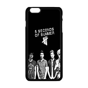 5 Second oF Summer Hot Seller Stylish High Quality Hard Case For Iphone 6 Plaus