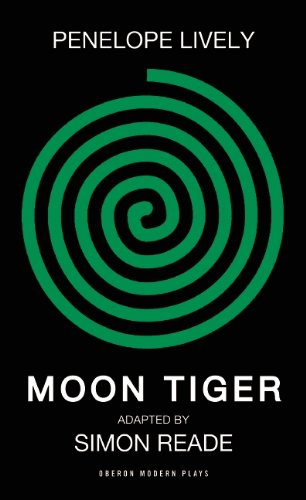 Book cover for Moon Tiger