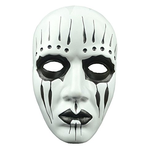 Leoy88 Horror Mask for Halloween Party Cosplay Terror Mask (Celebrity Couples Halloween Costumes)