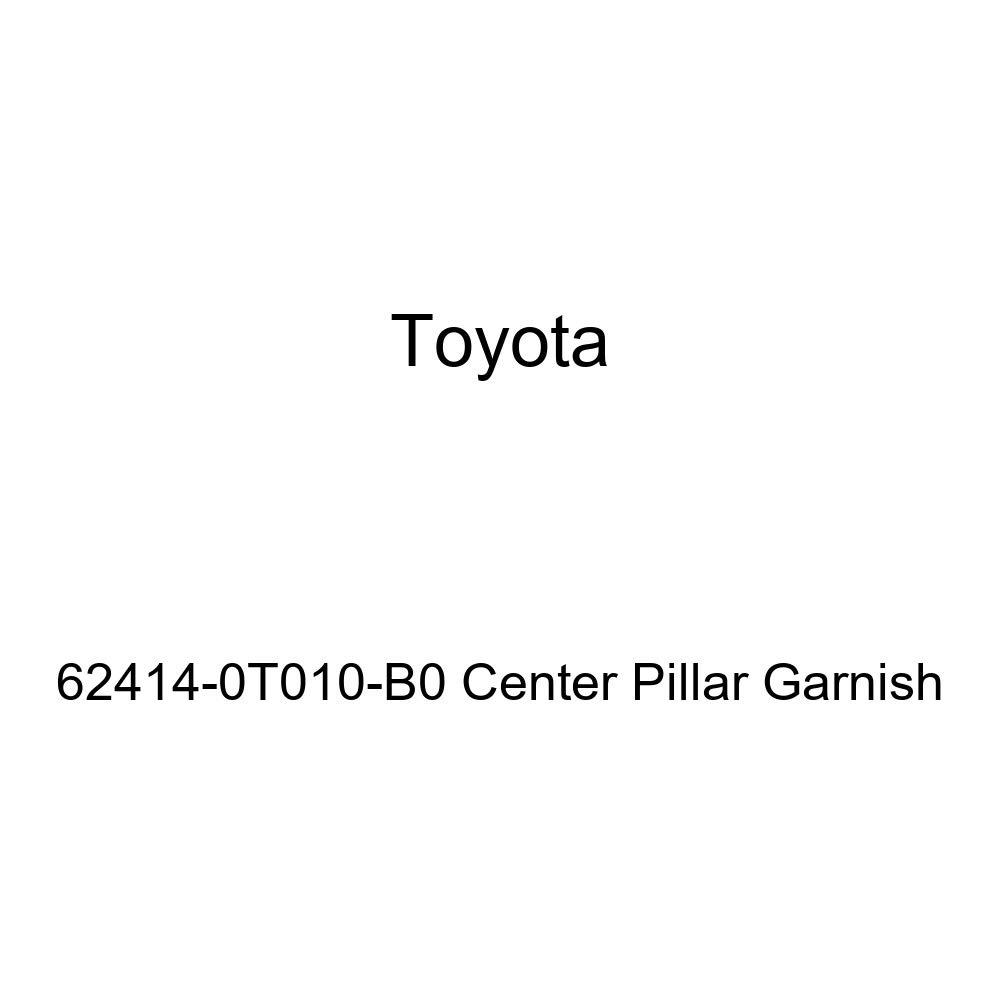 Genuine Toyota 62414-0T010-B0 Center Pillar Garnish