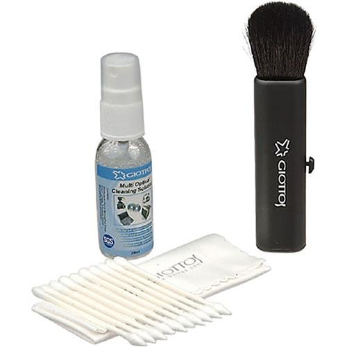 Giottos KIT-1011 Small Cleaning Kit (Black) by Giotto's