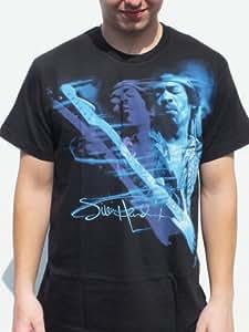 RGM816 Jimi Hendrix Carbon Copy Camiseta tamaño: EXTRA GRANDE