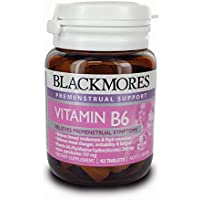 Blackmores Vitamin B6  (42 Tablets)