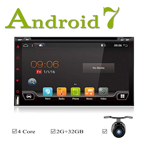 2 din Android 7.1 2G 32G Wifi Model 4-Core 6.95