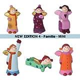 Himmlische Schwestern New Edition 4 - Familie - Mini - 6er Set
