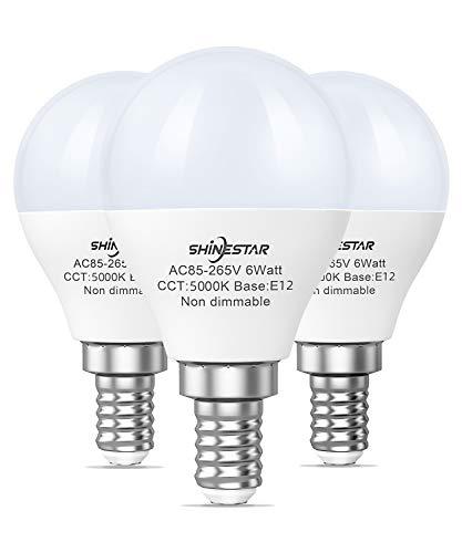 3-Pack Ceiling Fan Light