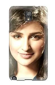 Premium Durable Parineeti Chopra13 Fashion Tpu Galaxy Note 3 Protective Case Cover