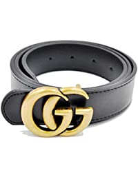 Luxury Designer GG Slim Belt for Women [3.2CM width]