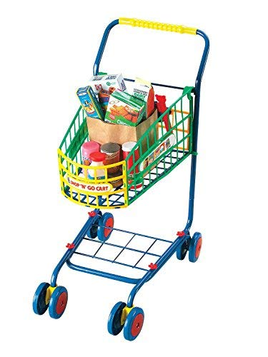 Small World Toys Living - Shop 'N' Go Shopping Cart by Small World Toys