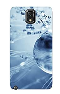 First-class Case Cover Series For Galaxy Note 3 Dual Protection Cover Water Bubbles GzdfdxP5191McdsC