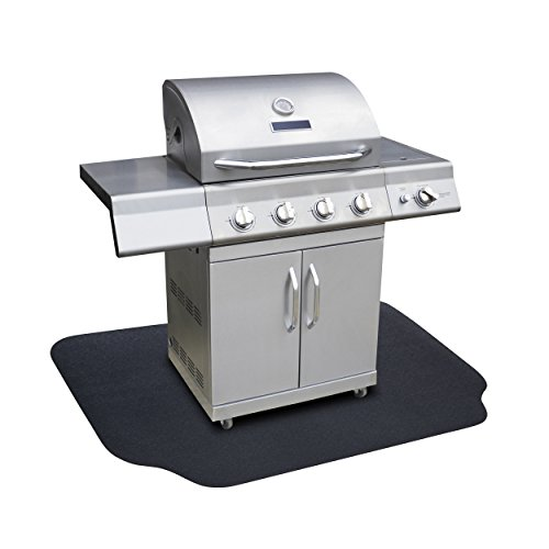 GrillTex Under the Grill Protective Deck and Patio Mat, 36 x 63 inches