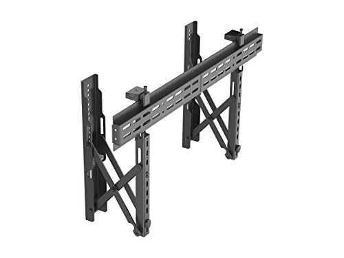 Video Wall TV Pop Out Mount Display Push with Micro Adjustment Arms Vesa Universal TV Television 3×3 2×2 3×2 2×3 4×4 5×5 Articulating (Video Wall Mount – Pop Out)