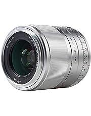 VILTROX 33mm F1.4 AF Auto Focus Fixed Focus Lens Compatible with Canon EOS-M Mount M10 M100 M3 M5 M50 M6 M60 II