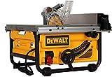 DEWALT DW745 10-Inch Table Saw, 20-Inch Rip