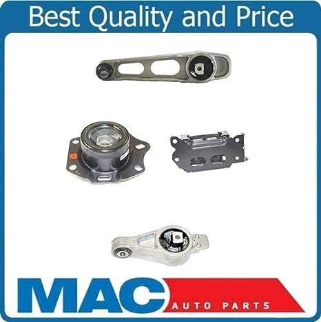 Mac de auto partes 137171 PT Cruiser M/T no Turb Motor Motor Mount Kit de 4 piezas A5364 A5363 A36 A5251: Amazon.es: Coche y moto