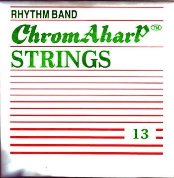 Ashbury GR63084B Autoharp Sacchetto Corde No: 2 Mid Ashbury Acoustic Instruments AAS-2