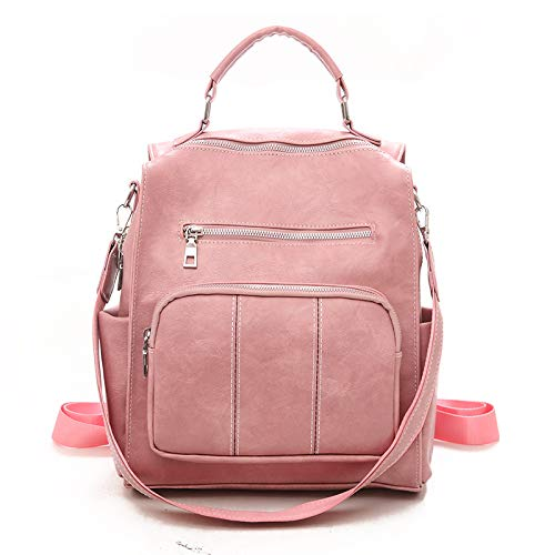 【2019 新作】 CMNB ピンク 学生のカバンは、学生のランドセルのバッグのカジュアルな斜めに1つの代髪を持っています ピンク。 B07MGND411 ピンク CMNB ピンク, 貸衣裳 ぽえむ:512d840a --- ballyshannonshow.com