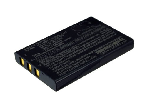 1050mAh NP-60 Battery for Creative Divi CAM 428, BENQ DC 5330DC, C50DC, C60, CASIO QV-R3, QV-R4