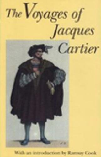 The Voyages Of Jacques Cartier  Heritage