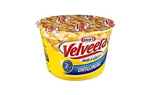 Velveeta Original Shells & Cheese 2.39 oz Singles - 2 Pack