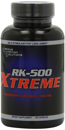 Graves Nutrition Solution RK-500 Xtreme capsules, 500mg, 90-Count