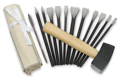 Professional Stone Carvers Tool Set