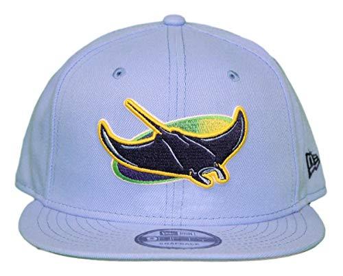 New Era Tampa Bay Rays 9FIFTY MLB Alternate Logo Pack Snapback Hat