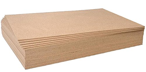 Cork Nature Cork Underlayment, 24'' x 36'' x .236, (Pack of 25 Sheets) by Cork Nature