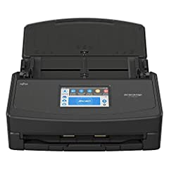 Black scansnap ix1500 document scanner -- Fujitsu computer products of America, Inc. Announces the addition of the scansnap ix1500 document scanner in a new black-on-black color option to the popular scansnap line of personal scanners. The sc...