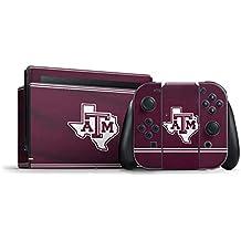Texas A&M University Nintendo Switch Bundle Skin - Texas A&M Alternative | Schools & Skinit Skin