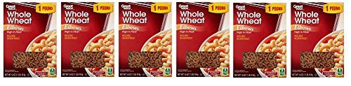 Great Value Whole Wheat Elbows, 16 oz, Pack