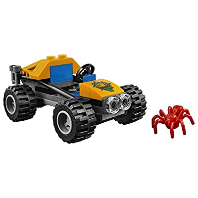 LEGO City Jungle Explorers Jungle Buggy 60156 Building Kit (53 Piece): Toys & Games