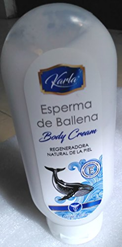 Sperm Skin Care