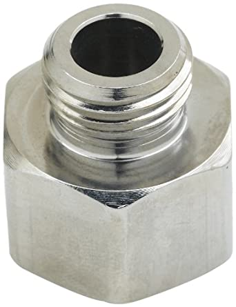 T&S Brass 056A 1/2-Inch Npt Female X 3/4-14 Un Male Adapter - Touch ...