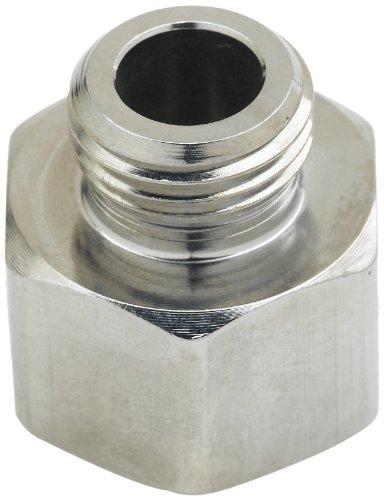 T&S Brass 056A 1/2-Inch Npt Female X 3/4-14 Un Male Adapter
