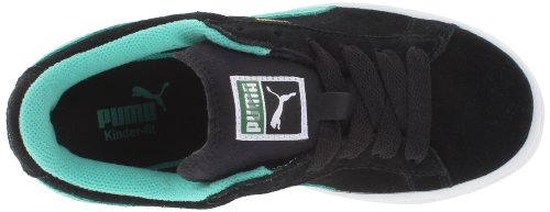 Black Puma White Black Youths electric Suede Risked Green Trainers High gold PPEqwprR