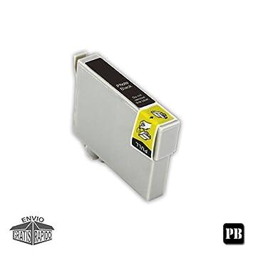 Cartucho DE Tinta Negro Foto Compatible T2631 PBK para ...