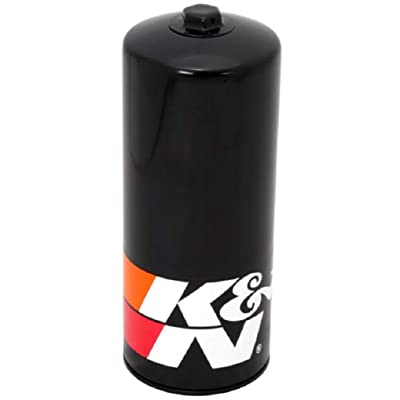 K&N Premium Oil Filter: Designed to Protect your Engine: Fits Select VOLVO/RENAULT/STERLING/SCANIA Vehicle Models (See Product Description for Full List of Compatible Vehicles), HP-8001: Automotive [5Bkhe2013246]