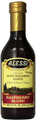 Alessi vinegar balsamic raspberry, 8. 5 oz by alessi 1