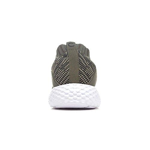 London Herren Certified Grün Khaki Sneaker Hwa1z1q
