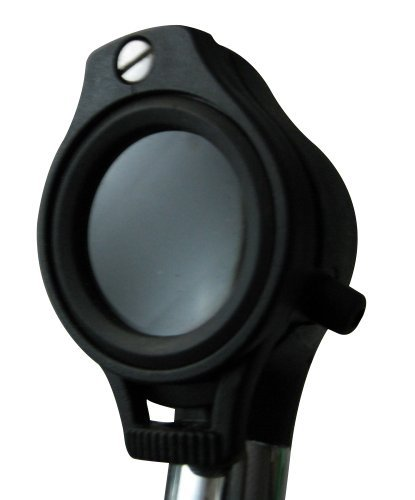RA Bock Diagnostics Fiberoptic LED Otoscope Kit in Newest Tortoise Shell Case - The Perfect Kit for Medical Students! by RA Bock Diagnostics (Image #2)