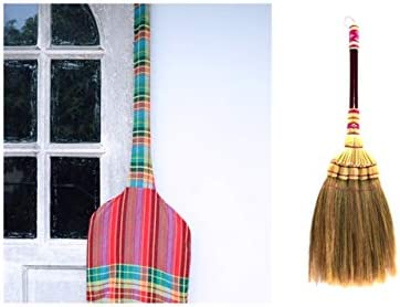 Libman Commercial 1166 Lobby Broom and Dustpan Clip 2.3 Long Polypropylene Gray Pack of 12
