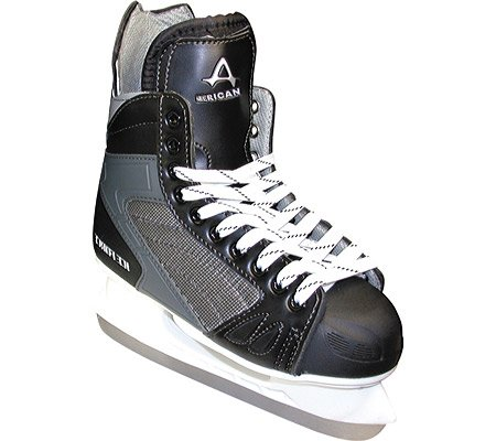 American Athletic Shoe Men's Ice Force Hockey Skates