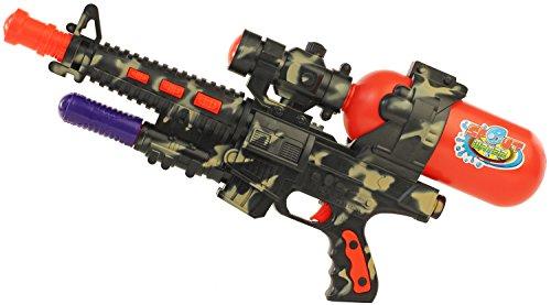 Wassergewehr Army Style Camouflage Wasser Pistole