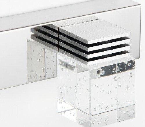 Letsun Modern W Cool White Lm  Light Led Bathroom Import It All